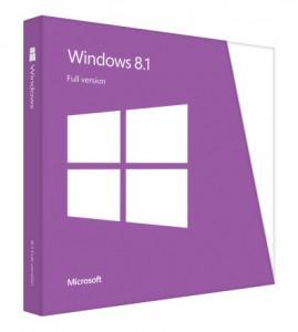Windows 8.1 box