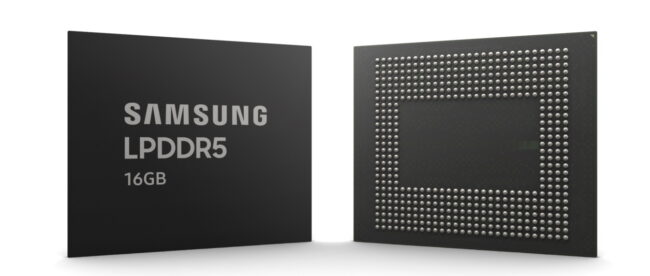 samsung-now-producing-16gb-lpddr5-with-extreme-ultraviolet-lithography