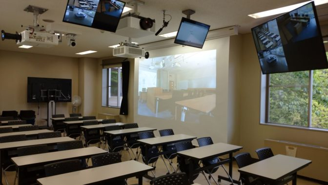 Sony remote learning solution