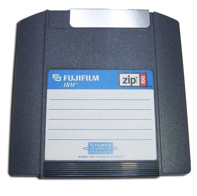 Zip-Disk