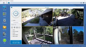 Synology Surveillance Station screen shot