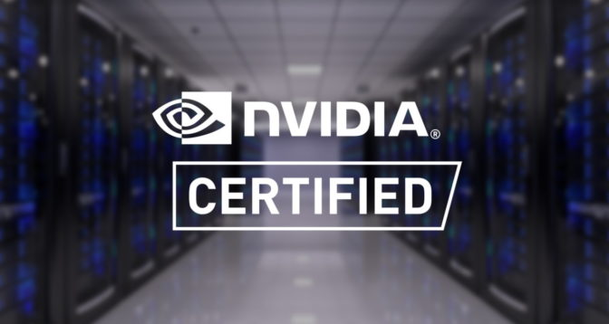 NVIDIA-Certified Systems logo x 1280