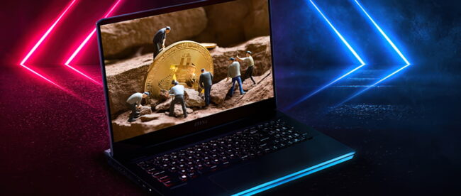 msi-is-promoting-crypto-mining-on-its-gaming-laptops