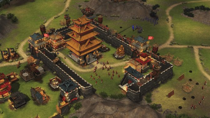 Stronghold: Warlords on GeForce NOW