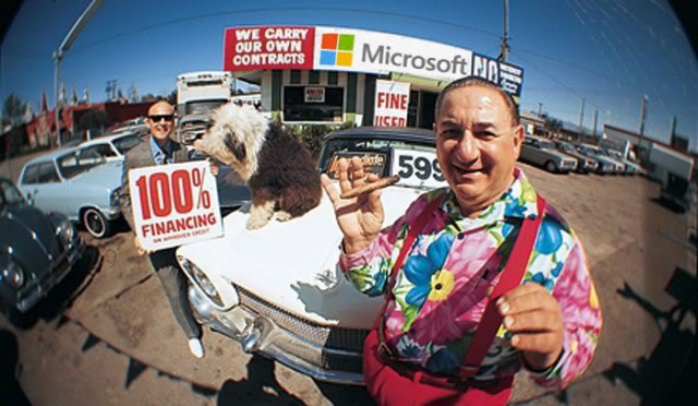 microsoft-used-car-sales-man-windows-discount1