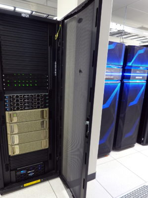 NVIDIA DGX servers at USPS