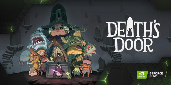 Death's Door on GeForce NOW