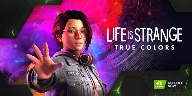 Life Is Strange: True Colors on GeForce nOW