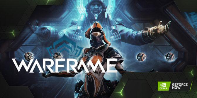 Warframe on GeForce NOW