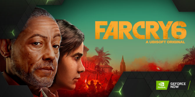 Far Cry 6 on GeForce NOW